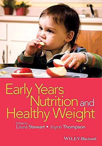 Portada del libro 9781118792445 Early Years Nutrition and Healthy Weight