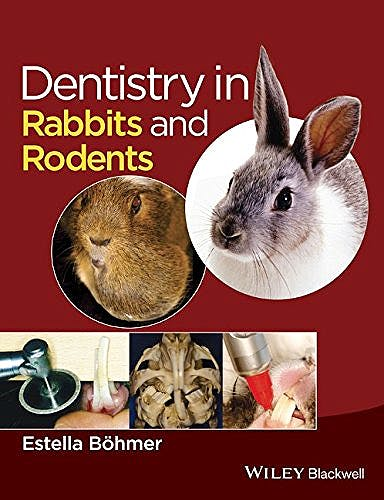 Portada del libro 9781118802540 Dentistry in Rabbits and Rodents