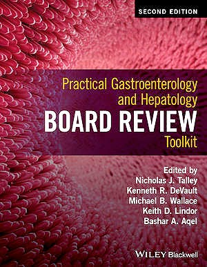 Portada del libro 9781118829066 Practical Gastroenterology and Hepatology Board Review Toolkit