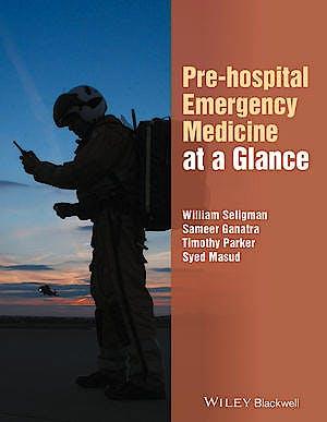 Portada del libro 9781118829929 Pre-Hospital Emergency Medicine at a Glance