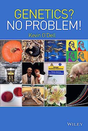 Portada del libro 9781118833872 Genetics? No Problem!