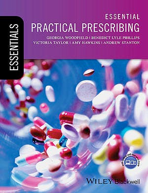 Portada del libro 9781118837733 Essential Practical Prescribing