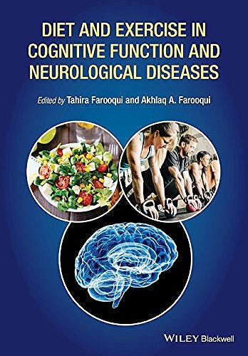 Portada del libro 9781118840559 Diet and Exercise in Cognitive Function and Neurological Diseases