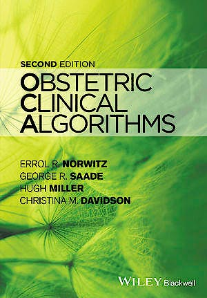 Portada del libro 9781118849903 Obstetric Clinical Algorithms