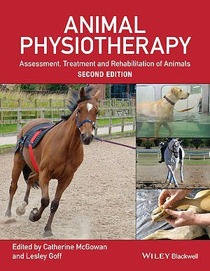 Portada del libro 9781118852323 Animal Physiotherapy: Assessment, Treatment and Rehabilitation of Animals