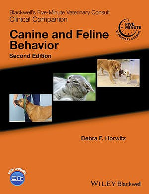 Portada del libro 9781118854211 Blackwell's Five-Minute Veterinary Consult Clinical Companion: Canine and Feline Behavior