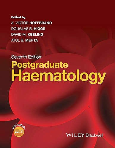 Portada del libro 9781118854327 Postgraduate Haematology