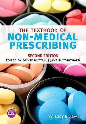 Portada del libro 9781118856499 The Textbook of Non-Medical Prescribing