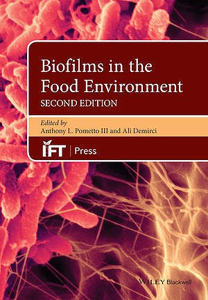Portada del libro 9781118864142 Biofilms in the Food Environment