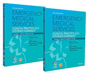 Portada del libro 9781118865309 Emergency Medical Services. Clinical Practice and Systems Oversight, 2 Vols.
