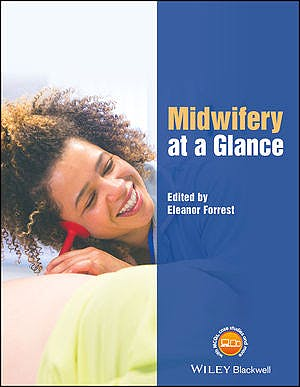Portada del libro 9781118874455 Midwifery at a Glance