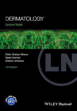 Portada del libro 9781118887776 Lecture Notes: Dermatology