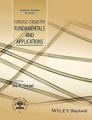 Portada del libro 9781118897720 Forensic Chemistry. Fundamentals and Applications