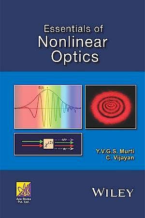 Portada del libro 9781118901069 Essentials of Nonlinear Optics
