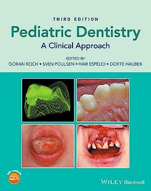 Portada del libro 9781118913499 Pediatric Dentistry: A Clinical Approach