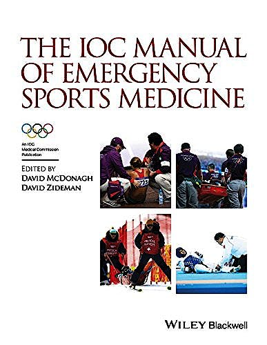 Portada del libro 9781118913680 The IOC Manual of Emergency Sports Medicine