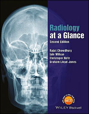 Portada del libro 9781118914779 Radiology at a Glance