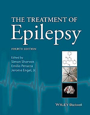Portada del libro 9781118937006 The Treatment of Epilepsy