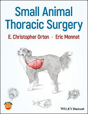Portada del libro 9781118943410 Small Animal Thoracic Surgery
