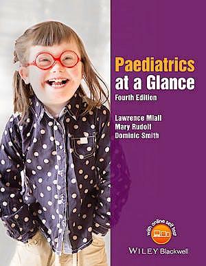 Portada del libro 9781118947838 Paediatrics at a Glance