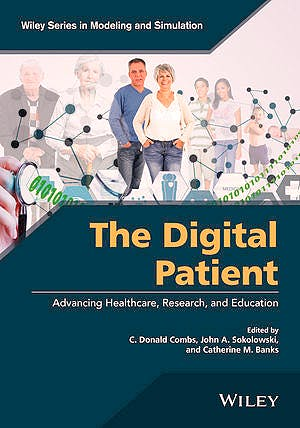 Portada del libro 9781118952757 The Digital Patient. Advancing Healthcare, Research, and Education