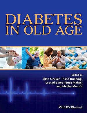 Portada del libro 9781118954591 Diabetes in Old Age
