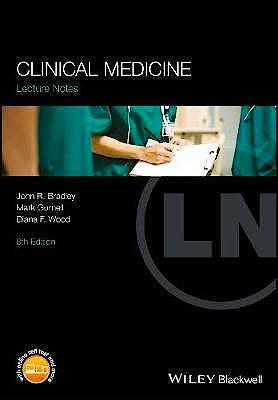Portada del libro 9781118973431 Lecture Notes: Clinical Medicine