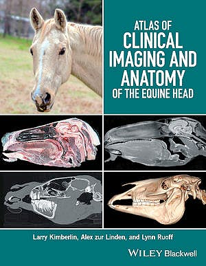 Portada del libro 9781118988978 Atlas of Clinical Imaging and Anatomy of the Equine Head