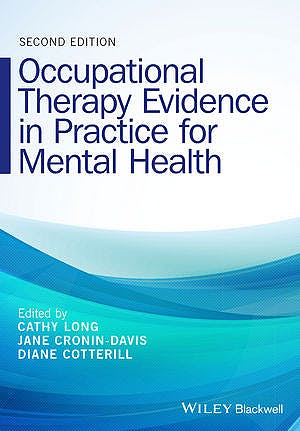 Portada del libro 9781118990469 Occupational Therapy Evidence in Practice for Mental Health