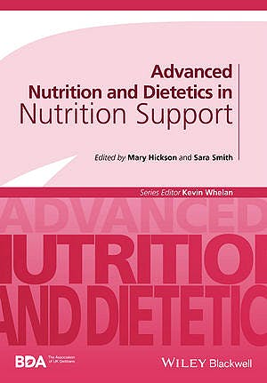 Portada del libro 9781118993859 Advanced Nutrition and Dietetics in Nutrition Support