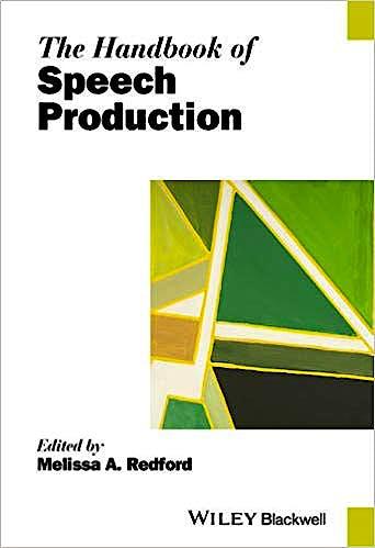 Portada del libro 9781119029144 The Handbook of Speech Production