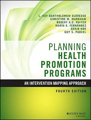 Portada del libro 9781119035497 Planning Health Promotion Programs. An Intervention Mapping Approach