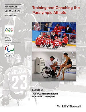 Portada del libro 9781119044338 Training and Coaching the Paralympic Athlete
