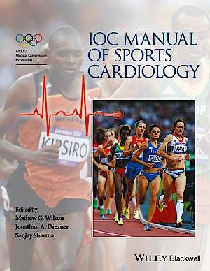 Portada del libro 9781119046868 IOC Manual of Sports Cardiology