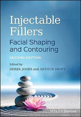 Portada del libro 9781119046943 Injectable Fillers. Facial Shaping and Contouring