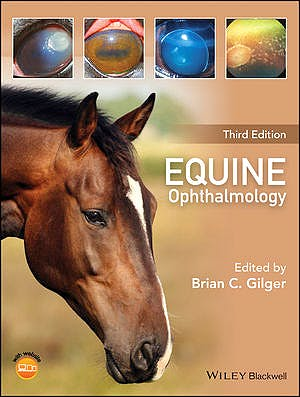Portada del libro 9781119047742 Equine Ophthalmology