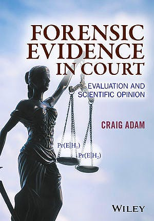 Portada del libro 9781119054412 Forensic Evidence in Court