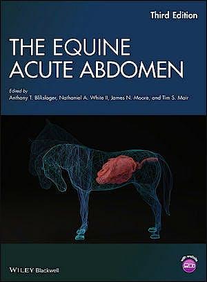 Portada del libro 9781119063216 The Equine Acute Abdomen