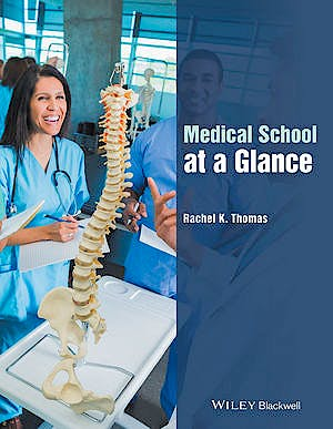 Portada del libro 9781119075912 Medical School at a Glance