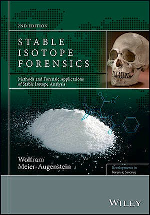 Portada del libro 9781119080206 Stable Isotope Forensics. Methods and Forensic Applications of Stable Analysis