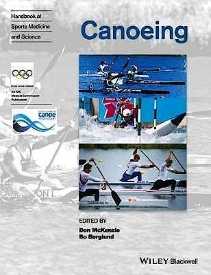 Portada del libro 9781119097204 Handbook of Sports Medicine and Science. Canoeing