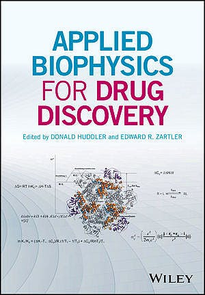 Portada del libro 9781119099482 Applied Biophysics for Drug Discovery