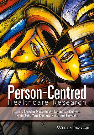 Portada del libro 9781119099604 Person-Centred Healthcare Research
