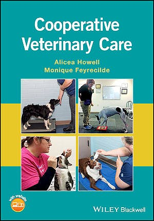 Portada del libro 9781119130529 Cooperative Veterinary Care