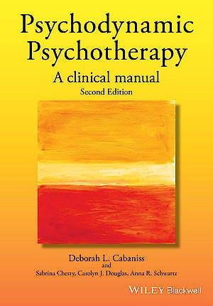 Portada del libro 9781119141983 Psychodynamic Psychotherapy. a Clinical Manual