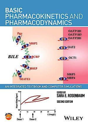 Portada del libro 9781119143154 Basic Pharmacokinetics and Pharmacodynamics. an Integrated Textbook and Computer Simulations