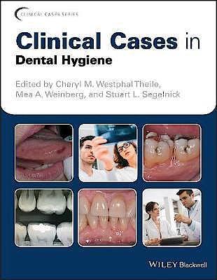 Portada del libro 9781119145028 Clinical Cases in Dental Hygiene