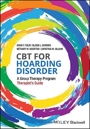 Portada del libro 9781119159230 CBT for Hoarding Disorder. A Group Therapy Program Therapist's Guide