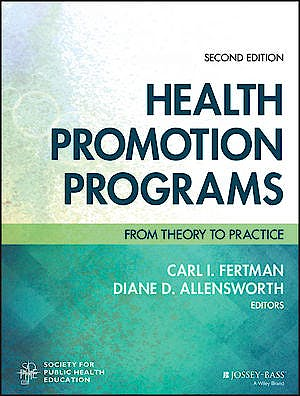 Portada del libro 9781119163336 Health Promotion Programs. from Theory to Practice