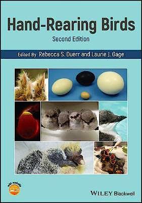 Portada del libro 9781119167754 Hand-Rearing Birds